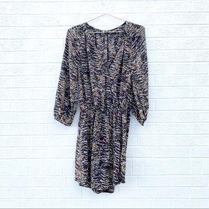 Joie Short Night Out 100% Silk Dress